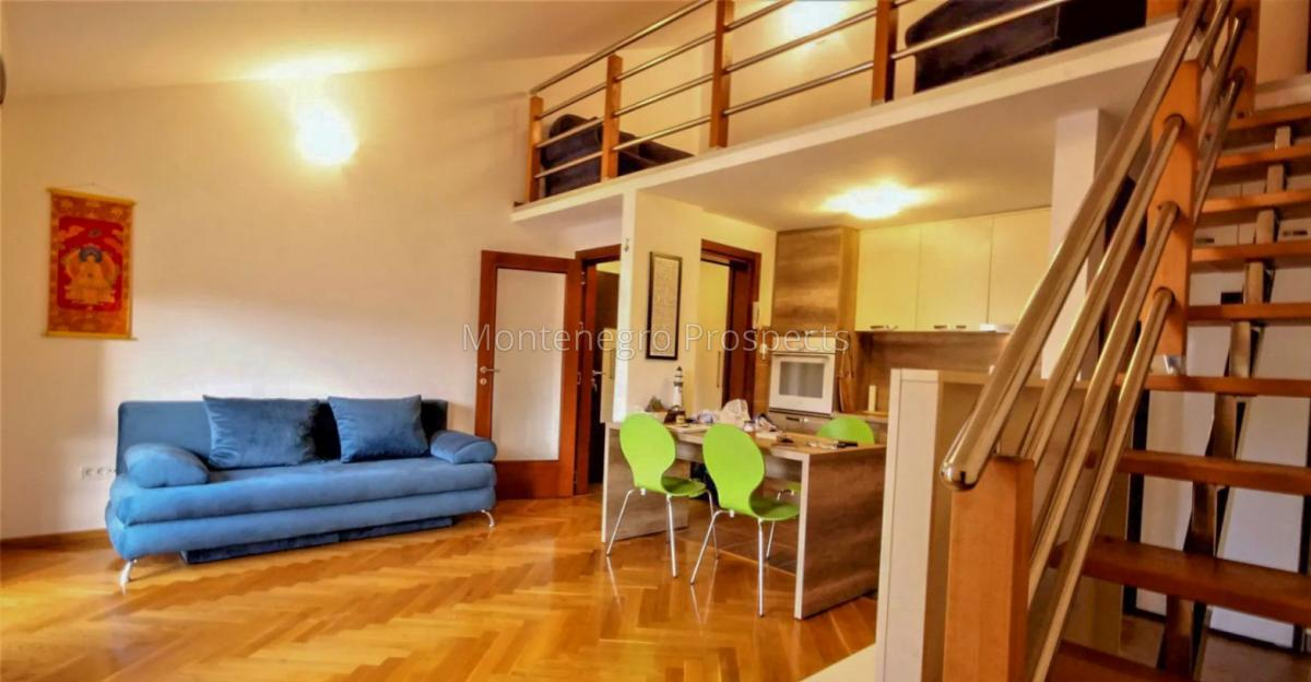 Two bedroom apartment at excellent location in budva 13227 1